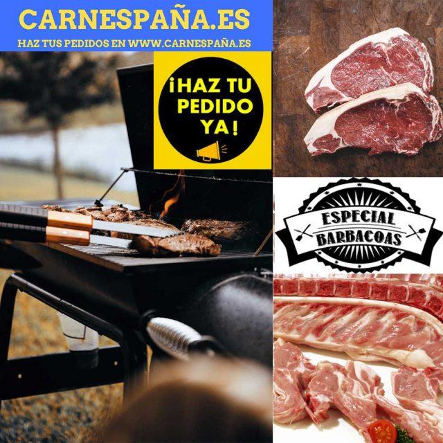 Carne online barbacoa Tres Cantos
